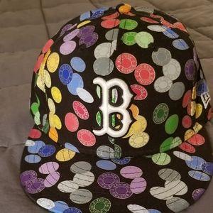 🎉 2xHP!! 🧢 New Era 59Fifty Boston Red Sox hat